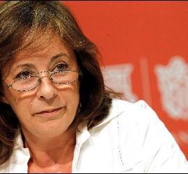 La diputada autonómica y coordinadora de EUPV, Marga Sanz