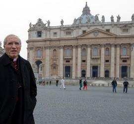 Rouco, en el Vaticano