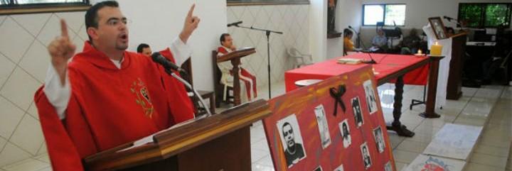 El Padre Toño, pasionista