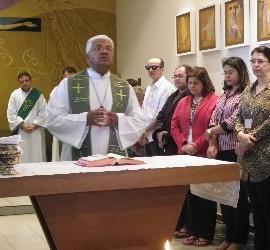 Pereira, obispo de las CEBs