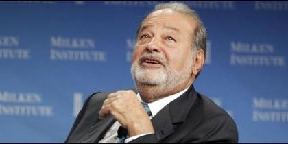 Carlos Slim, fortuna estimada: 81.800 millones de dólares.
