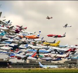 Avión, low-cost, billetes baratos, chollos y turismo.