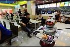 Robots en el restaurante