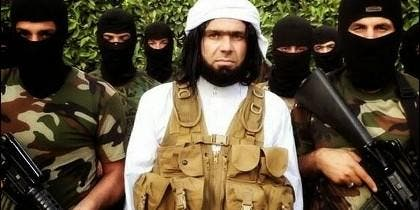 Shakir Wahiyib, uno de los verdugos jefe del Estado Islámico de Irak y al-Sham.