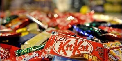 Varios productos Nestlé