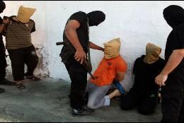 La ejecución de Hamas