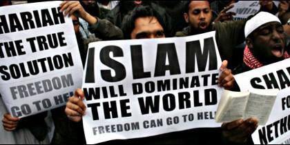 Islam, musulmanes, yihad, islamista y violencia.