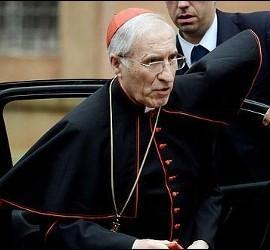 El cardenal Rouco se marcha