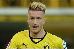 El alemán Marcos Reus.