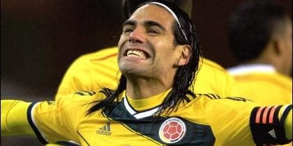 El Tigre Radamel Falcao.