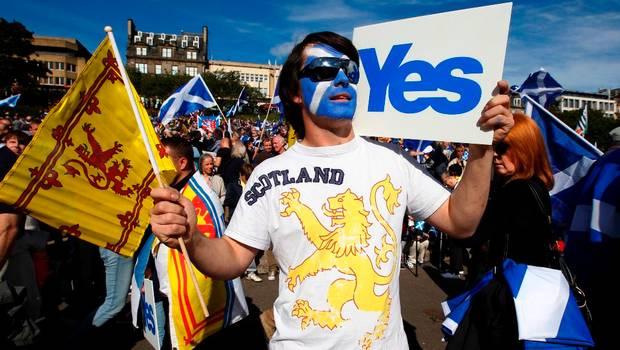 El futuro de Escocia tras el referéndum