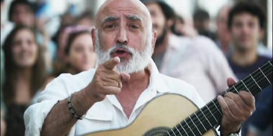 El cantante Peret.