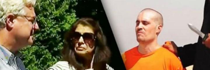 Los padres de James Foley son una familia profundamente católica.