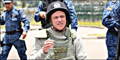 El sicario Jhon Jairo Velásquez, alias 'Popeye'.