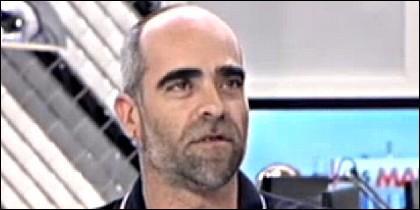 Luis Tosar.