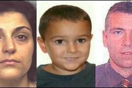 Imágenes difundidas por la Interpol