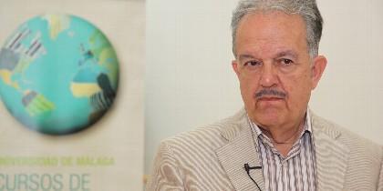 Juan Ramón Cuadrado, catedrático de Economía.