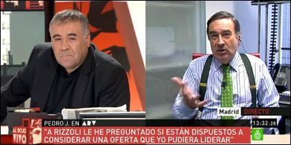 Ferreras y Pedrojota