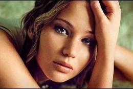 La bella Jennifer Lawence.