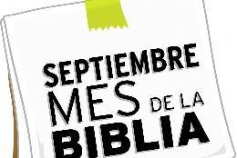 Mes de la Biblia (Verbo Divino)