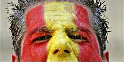 España, bandera, patriotismo.