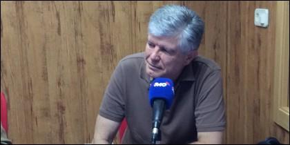 Matías Alonso, Ciudadanos.