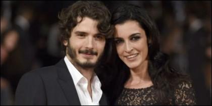 Yon González y Blanca Romero.