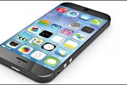 El móvil iPhone 6 de Apple.