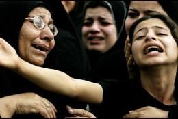 Esclavas sexuales de los musulmanes del estado Islámico.