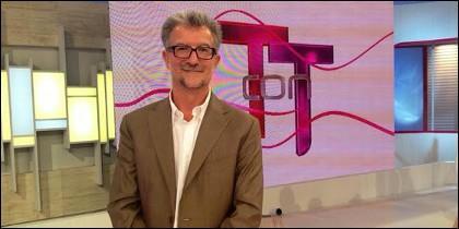 José Ramón Lluch, director de 'T con T'.