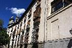 El palacio episcopal de San Justo