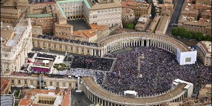 Panorámica del Vaticano