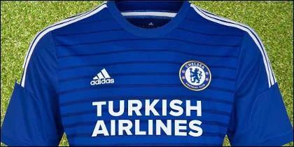 Nuevo patrocinador Chelsea.
