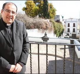 El canónigo Juan José Jiménez Güeto