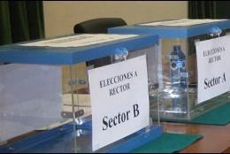 Elecciones a rector en la Universidad de Extremadura