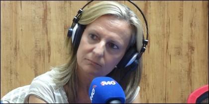 Isabel San Sebastián en 'Rojo y Negro' de Radio 4G.