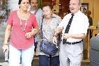 La Infanta Margarita, Rey Juan Carlos, compra regalo María Zurita
