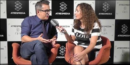 Andreu Buenafuente entrevistado por PD.