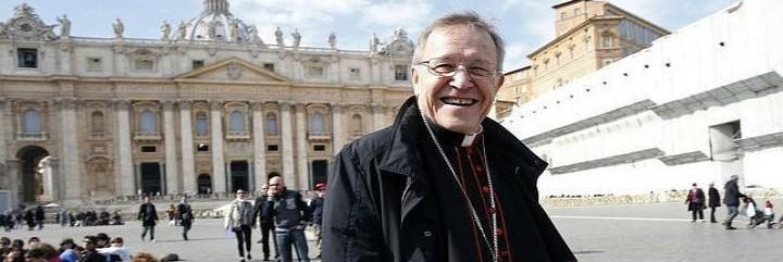 Cardenal Walter Kasper