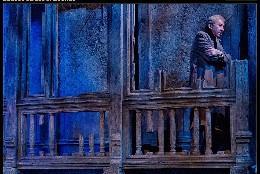 El loco de los balcones, de Vargas Llosa