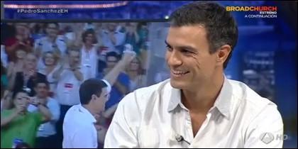 Pedro Sánchez en 'El Hormiguero'