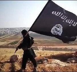 Un terrorista del Estado Islámico.