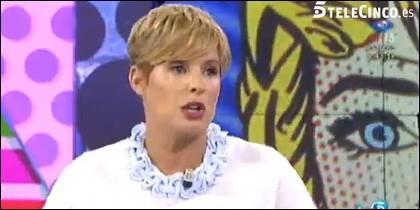 Tania Llasera.