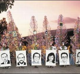 Aniversario de los mártires de la UCA