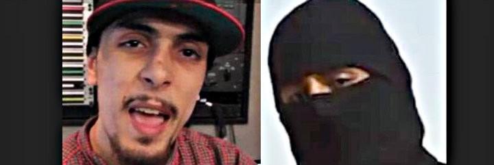 El británico Abdel Majed Badel, ex cantante de rap, es el verdugo James Foley y de Steven Sotloff.