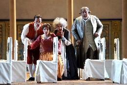 Las bodas de Fígaro, de Mozart - Teatro Real