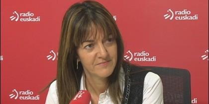 Idoia Mendia sustituye a Patxi López.