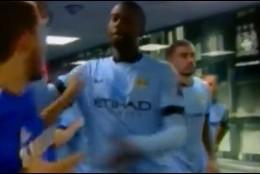 City vs Chelsea.