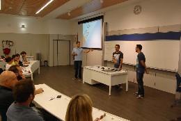 Los estudiantes de la Universidad Loyola Andalucía