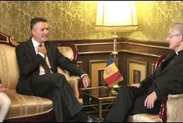 Joan Enric Vives, copríncipe de Andorra